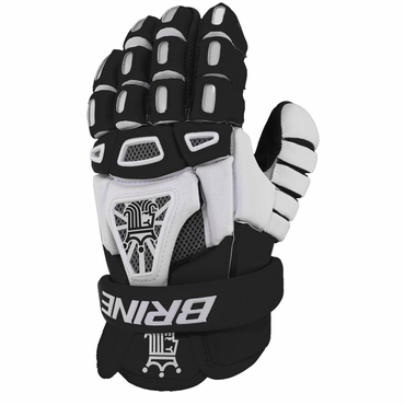 Brine King IV Junior Lacrosse Gloves