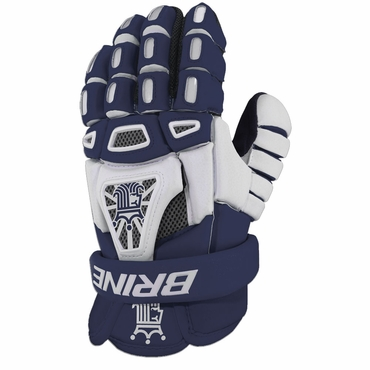 Brine King IV Senior Lacrosse Gloves