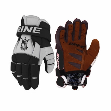 Brine King IV Lacrosse Gloves - Youth