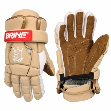 Brine Limited Edition Superlight II New School Youth Lacrosse Gloves