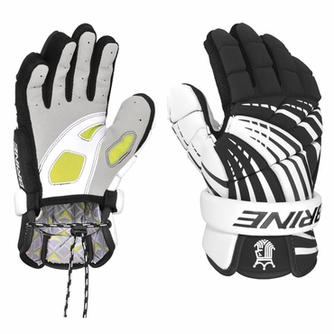 Brine Prestige Lacrosse Gloves - Youth