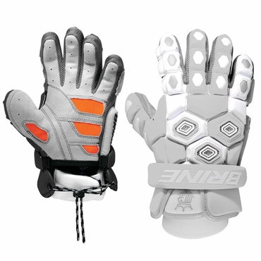 Brine Triumph Adult Lacrosse Goalie Gloves