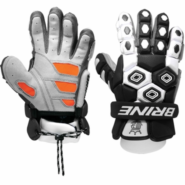 Brine Triumph Youth Lacrosse Gloves - 12