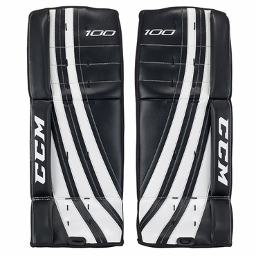 CCM 100 Series Street Hockey Goalie Pads - Junior