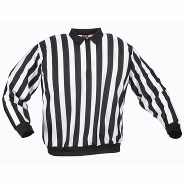 CCM 150 Replica Hockey Referee Jersey w/Snaps