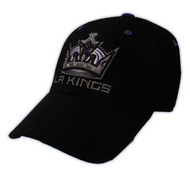 CCM 4600 1-Fit Toddler Hockey Hat - Los Angeles Kings