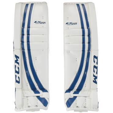 CCM 500 Hockey Goalie Leg Pads - Senior