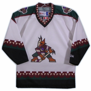 CCM 5200 Replica Hockey Jersey - Phoenix Coyotes - Toddler