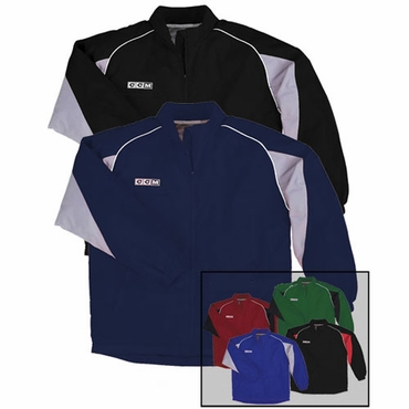 CCM 5498 Line-Up Senior Hockey Jacket