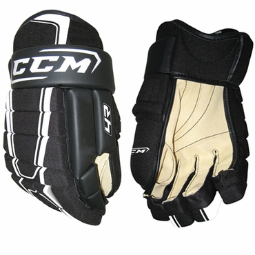 CCM Classic 4 Roll Junior Hockey Gloves