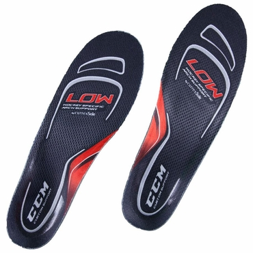 CCM Custom Support Hockey Skate Insoles - Low Arch