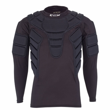 CCM Goalie Padded Hockey Shirt - Junior