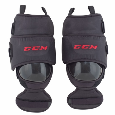 CCM Goalie Knee Protectors - Pair - Senior