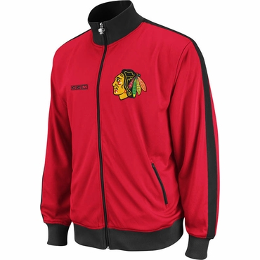 CCM Lord Stanley Senior Track Jacket - Chicago Blackhawks
