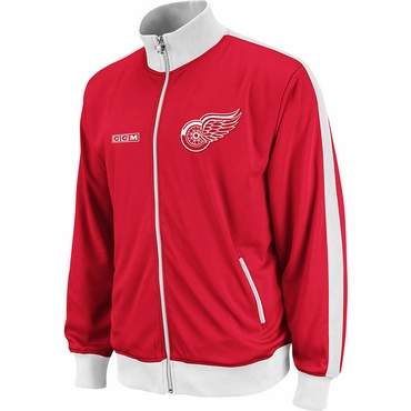 CCM Lord Stanley Senior Track Jacket - Detroit Red Wings
