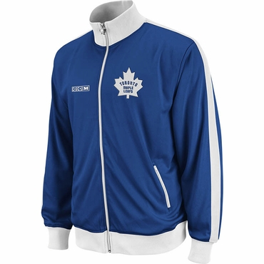 CCM Lord Stanley Senior Track Jacket - Toronto Maple Leafs