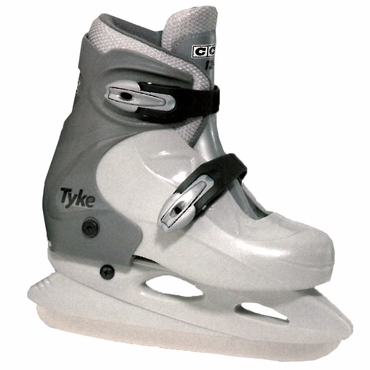 CCM Molded Extended Youth Recreational Ice Skates