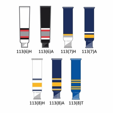 CCM NHL Team Hockey Socks - Buffalo Sabres - Junior