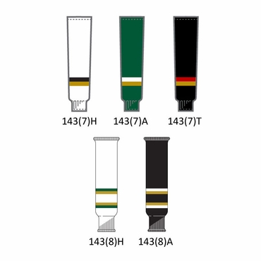 CCM NHL Team Junior Hockey Socks - Dallas Stars