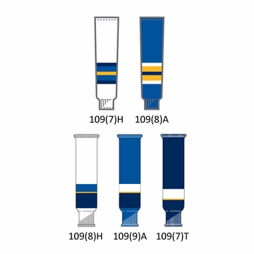 CCM NHL Team Junior Hockey Socks - St. Louis Blues