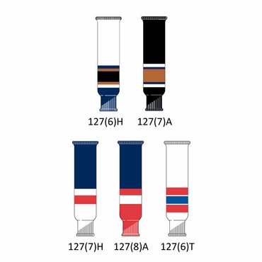 CCM NHL Team Junior Hockey Socks - Washington Capitals