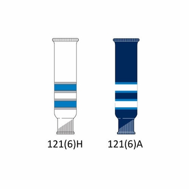 CCM NHL Team Junior Hockey Socks - Winnipeg Jets