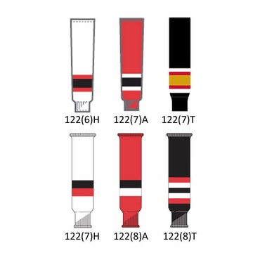 CCM NHL Team Youth Hockey Socks - Ottawa Senators
