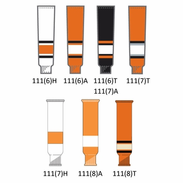 CCM NHL Team Youth Hockey Socks - Philadelphia Flyers