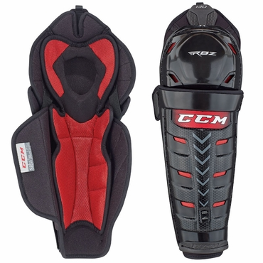 CCM RBZ 130 Hockey Shin Guards - Senior