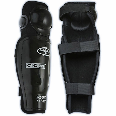 CCM SG90 Hockey Referee Shin Guards