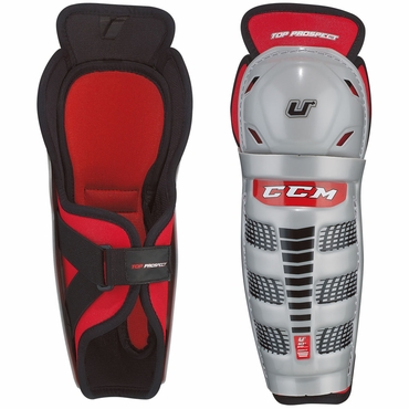 CCM Top Prospect Youth Hockey Shin Guards