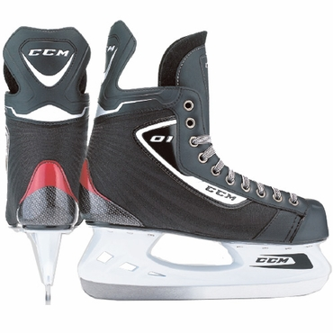CCM U+ 01 Youth Ice Hockey Skates