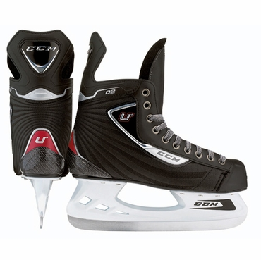 CCM U+ 02 Youth Ice Hockey Skates