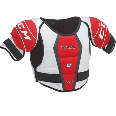 CCM U+04 Youth Hockey Shoulder Pads