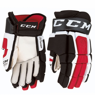 CCM U+ 06 Junior Hockey Gloves