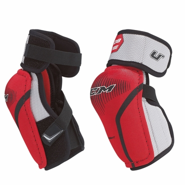 CCM U+08 Junior Hockey Elbow Pads