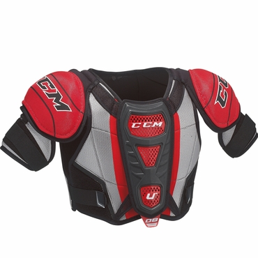 CCM U+08 Junior Hockey Shoulder Pads