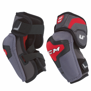 CCM U+12 Junior Hockey Elbow Pads