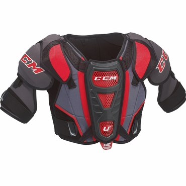 CCM U+12 Junior Hockey Shoulder Pads