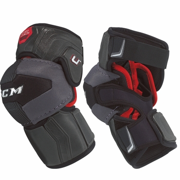 CCM U+ Crazy Light Junior Hockey Elbow Pads