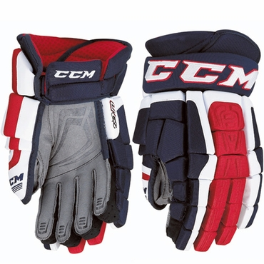 CCM U+ Crazy Light Senior Hockey Gloves