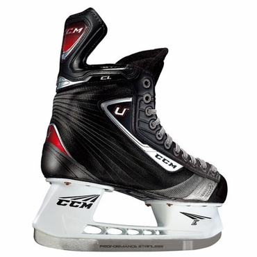 CCM U+ Crazy Light Youth Ice Hockey Skates