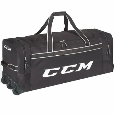 CCM U+ Crazy Strong Senior Wheeled Hockey Bag - 40 Inch