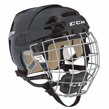 CCM V08 Senior Hockey Helmet w/Cage - 2013