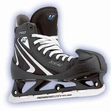 CCM Vector VU+ Pro Senior Ice Hockey Goalie Skates