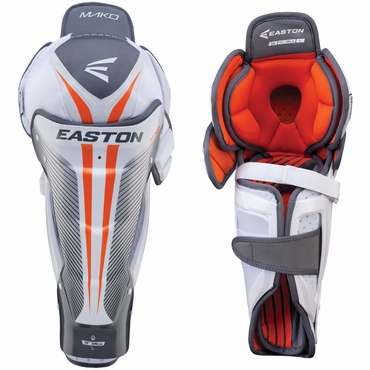 Easton Mako Senior Hockey Shin Guards
