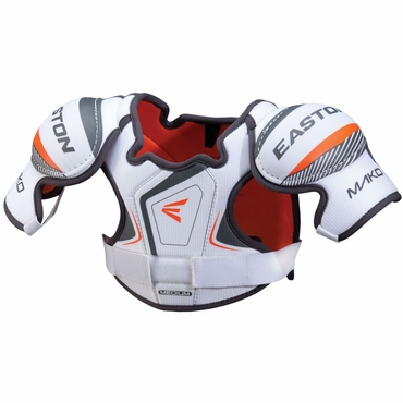 Easton Mako Youth Hockey Shoulder Pads
