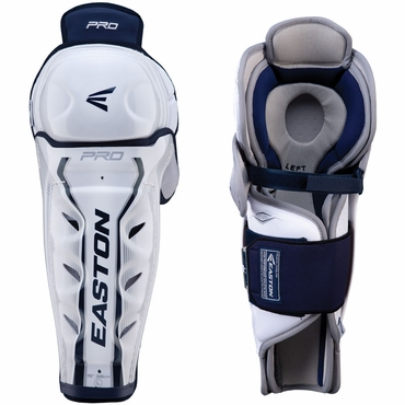Easton Pro Hockey Shin Guards - Senior