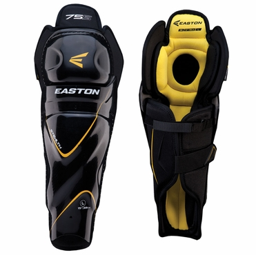 Easton Stealth 75S II Junior Hockey Shin Guards