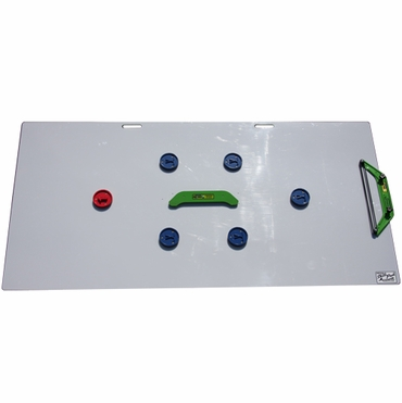 EZ Puck On/Off Ice Shooting Board Combo - Ultimate